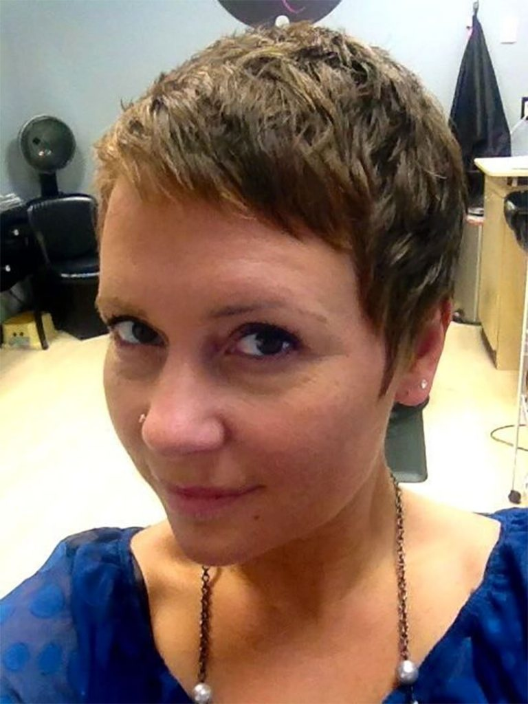Growing Out a Pixie Cut