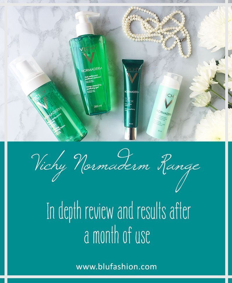 Vichy Normaderm - In Depth Review and Results After a..