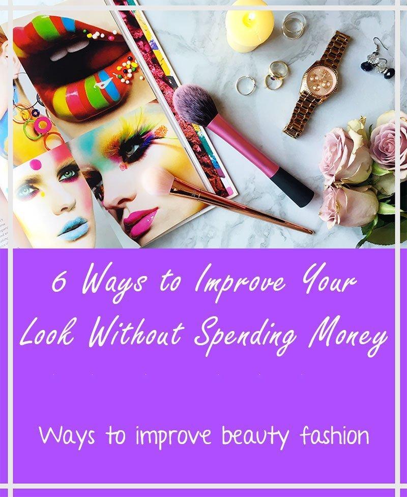 Ways to improve beauty fashion