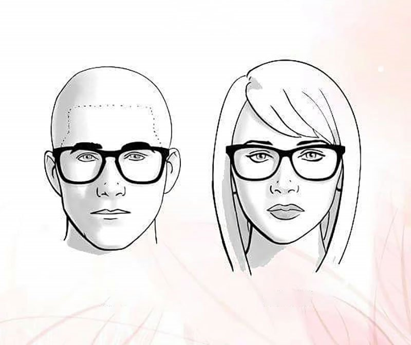 Best glasses for oval face