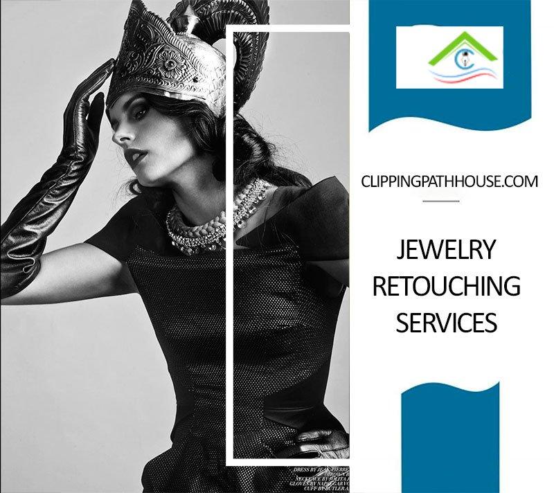 jewelry retouching service