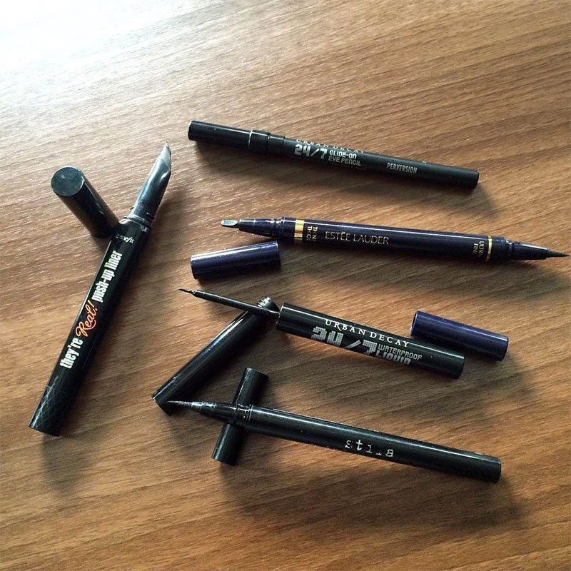 Urban Decay Waterproof Liquid Eyeliner