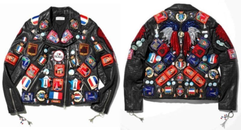 Biker Patches Leather Jacket Patches