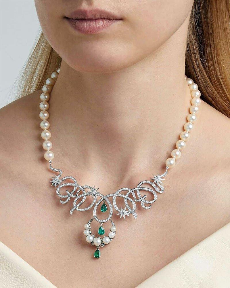 Pearls birthstone of June