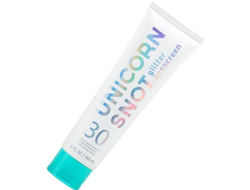 Unicorn Snot Sunscreen