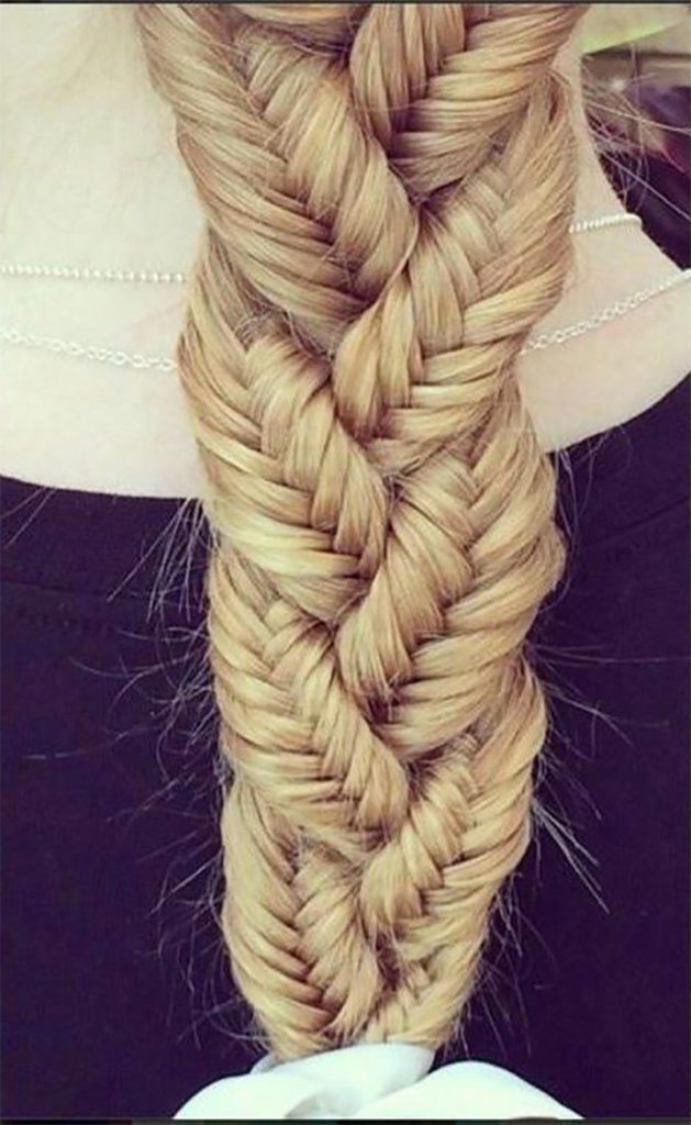 All The Fishtails