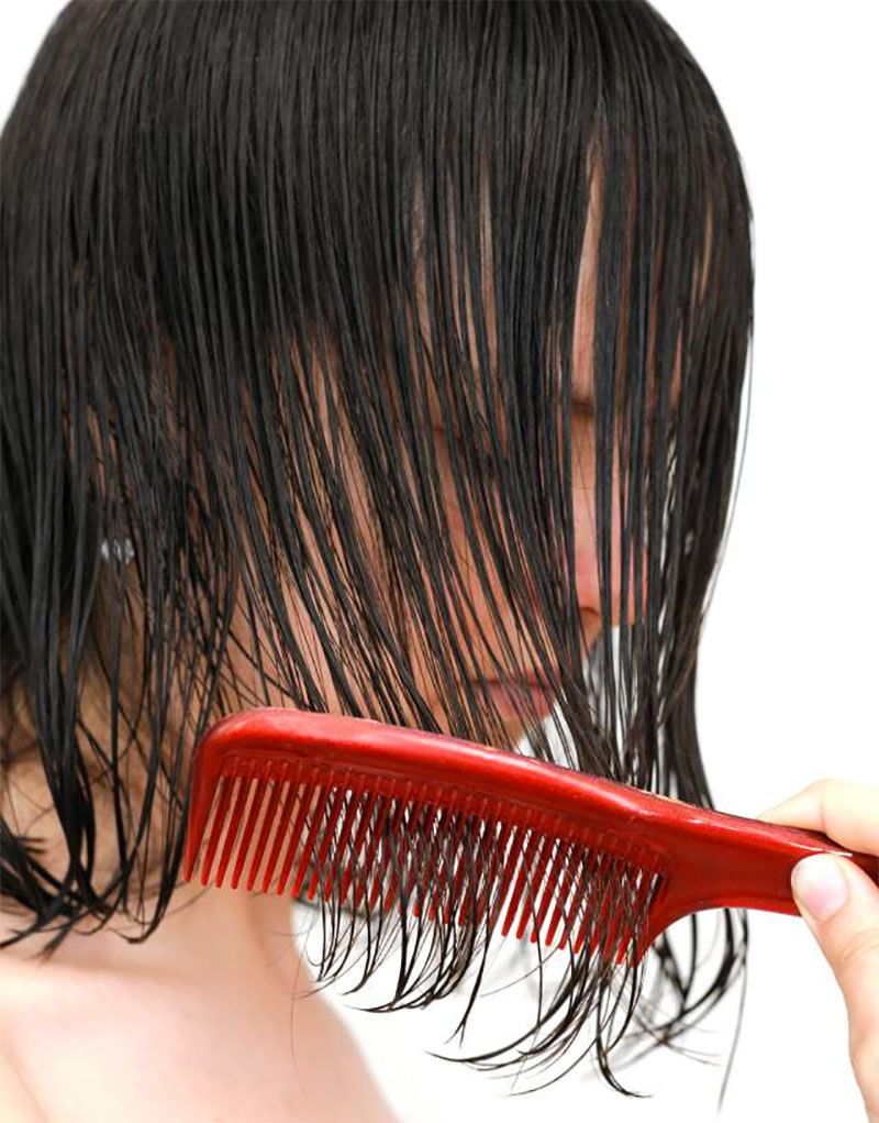 Gently Comb It