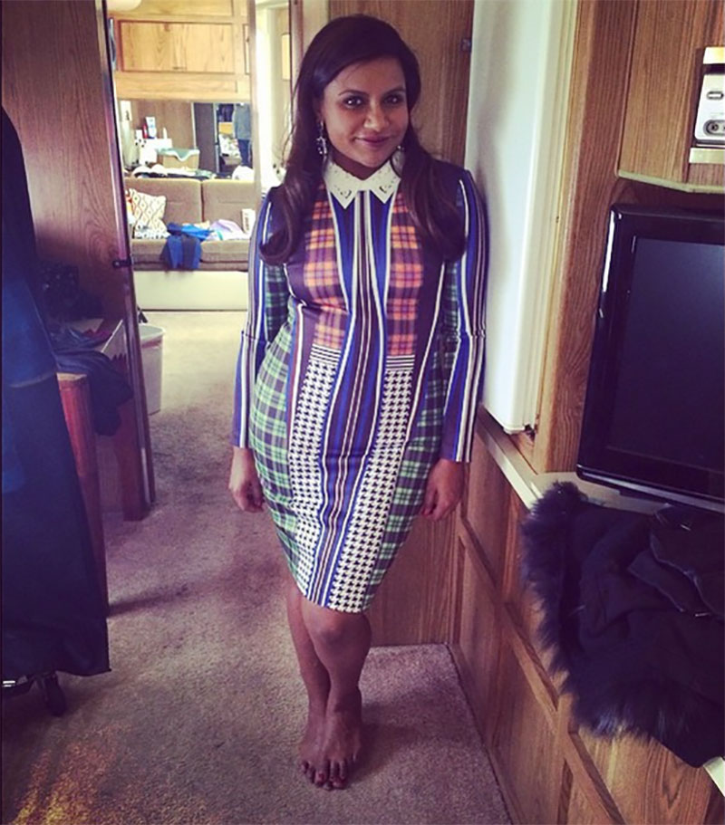 print mixing two via mindy kaling