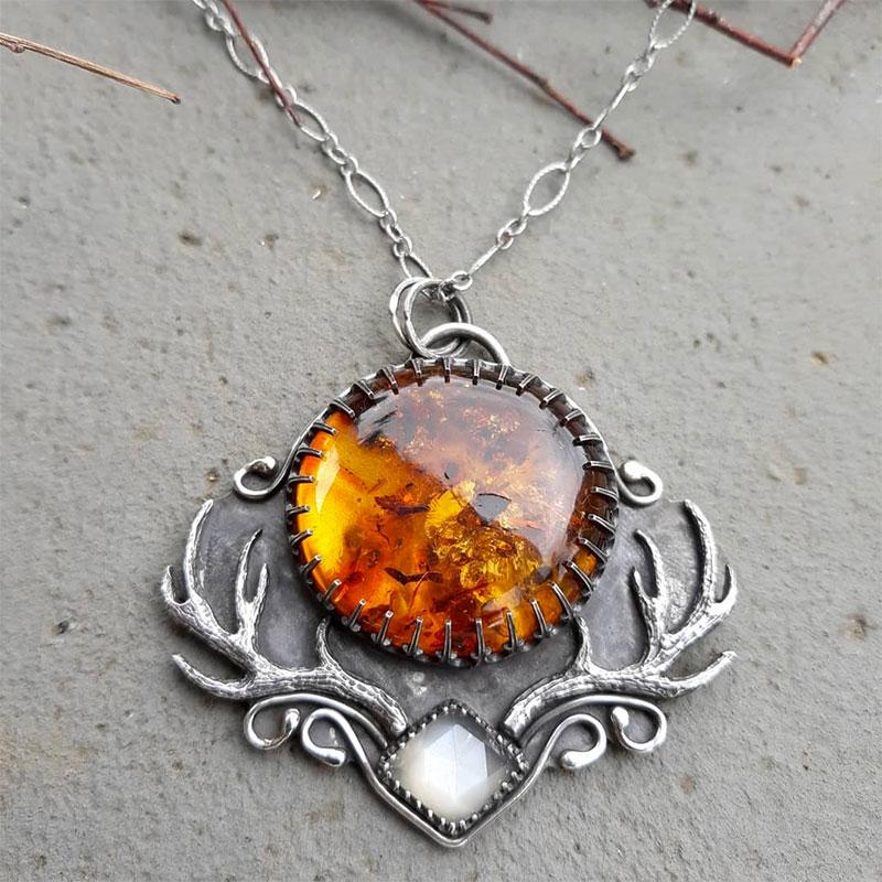origins of amber