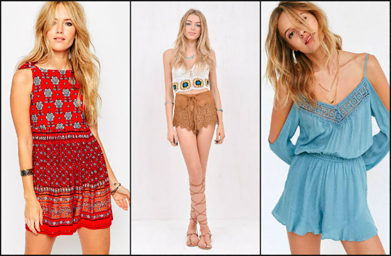 Clothes and Accessories for Festival Season