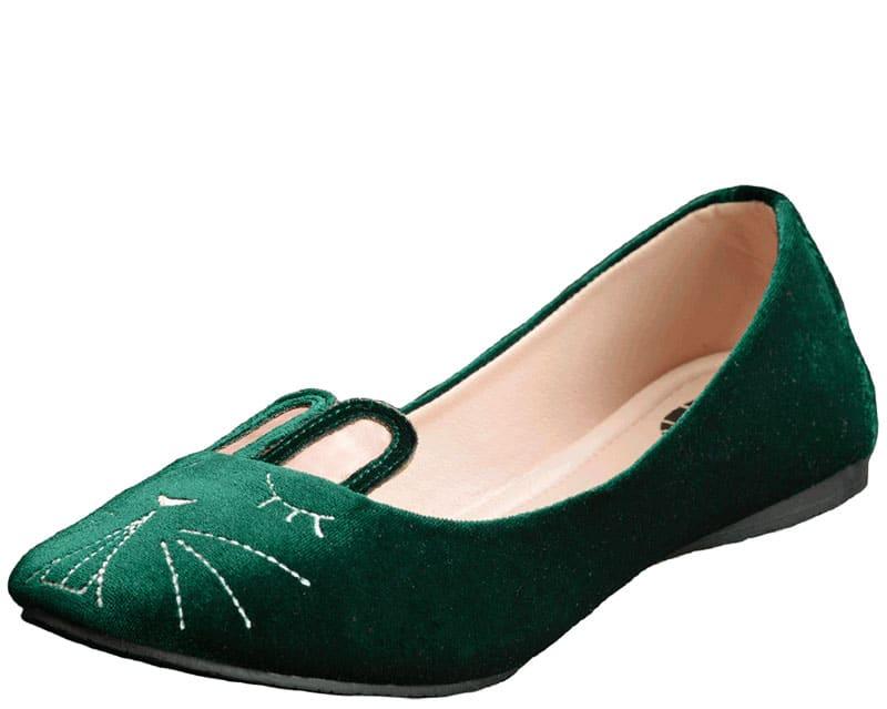 Green Bunny Flats