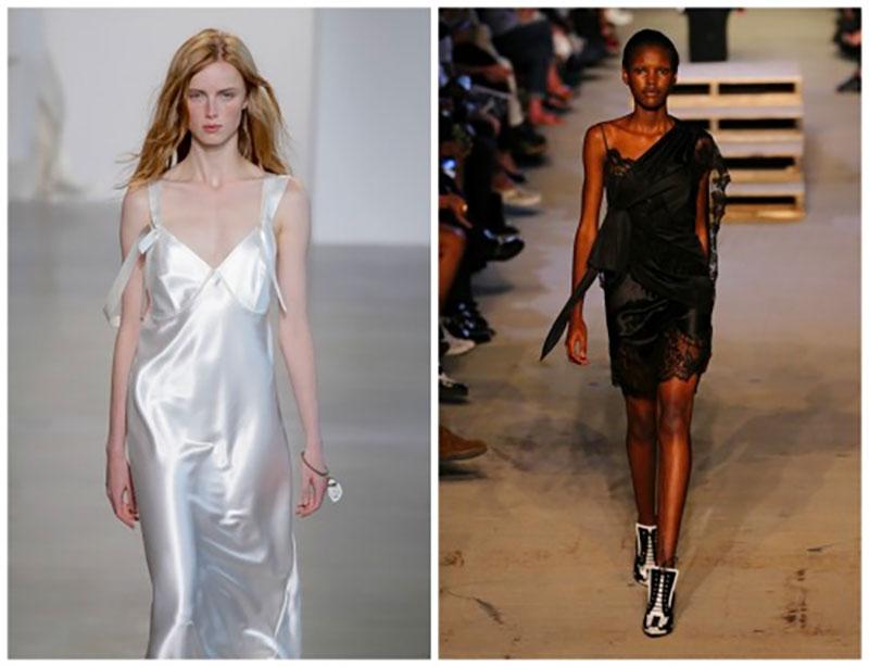 Lingerie as streetwear