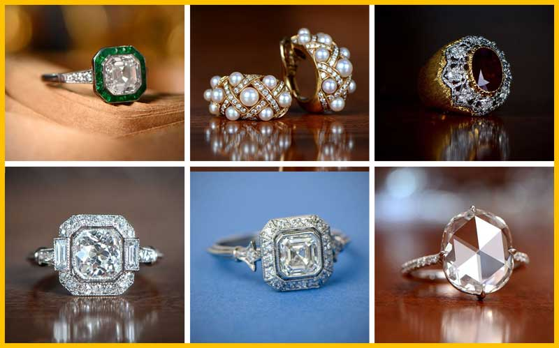 Antique Vintage Jewelry Facts About