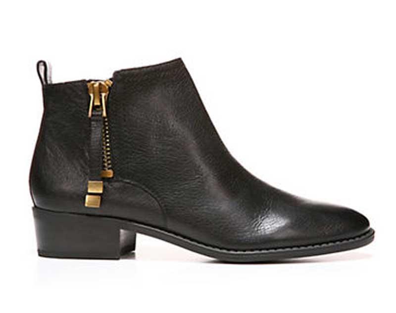 Franco Sarto Skylar Leather Booties