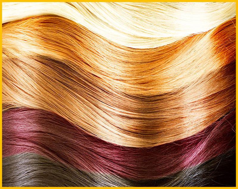 Women Hair color