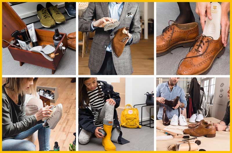 How-To Care For Your Shoes