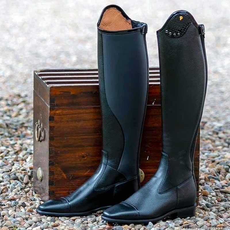 Riding Boot Materials