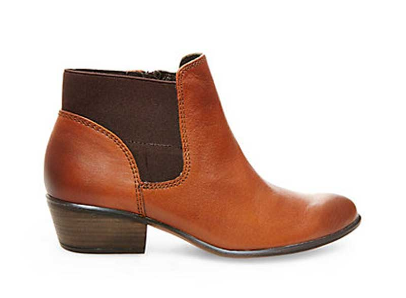 Rozamare Caramel-colored boots