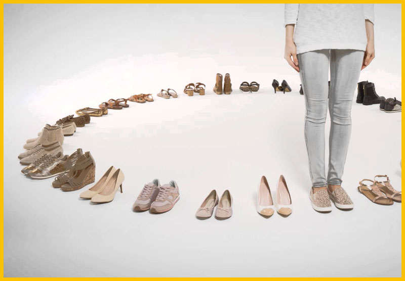 Shoe Shopping for Women