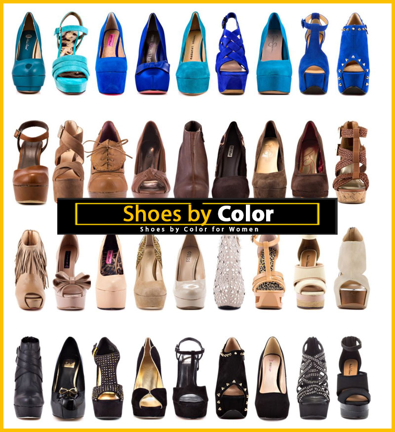 Shoes by Color