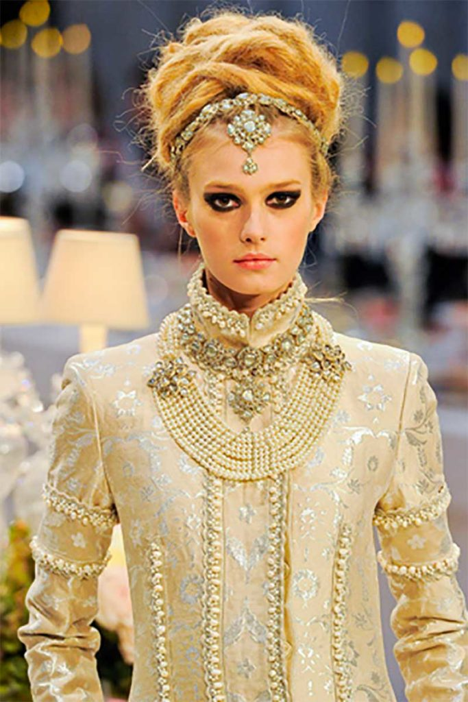 Chanel - Wedding Jewelry