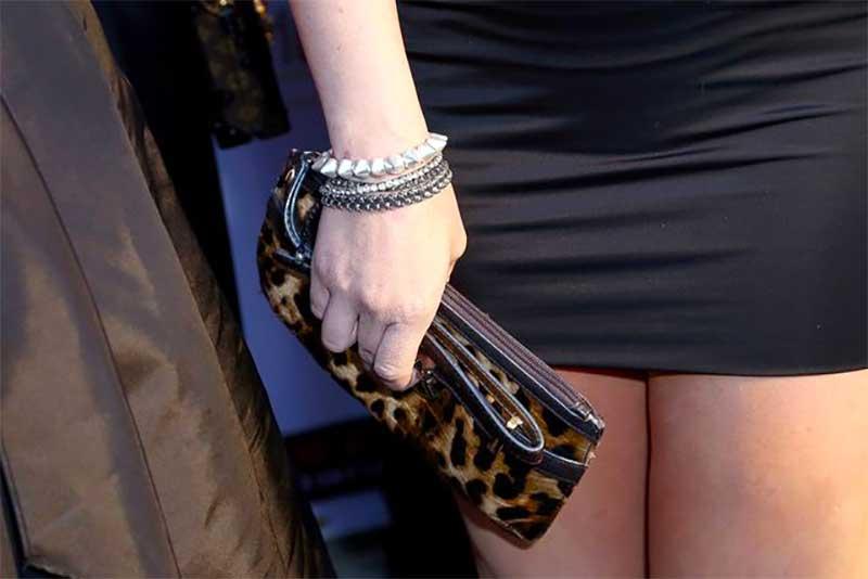Edgy Stacked Bracelets