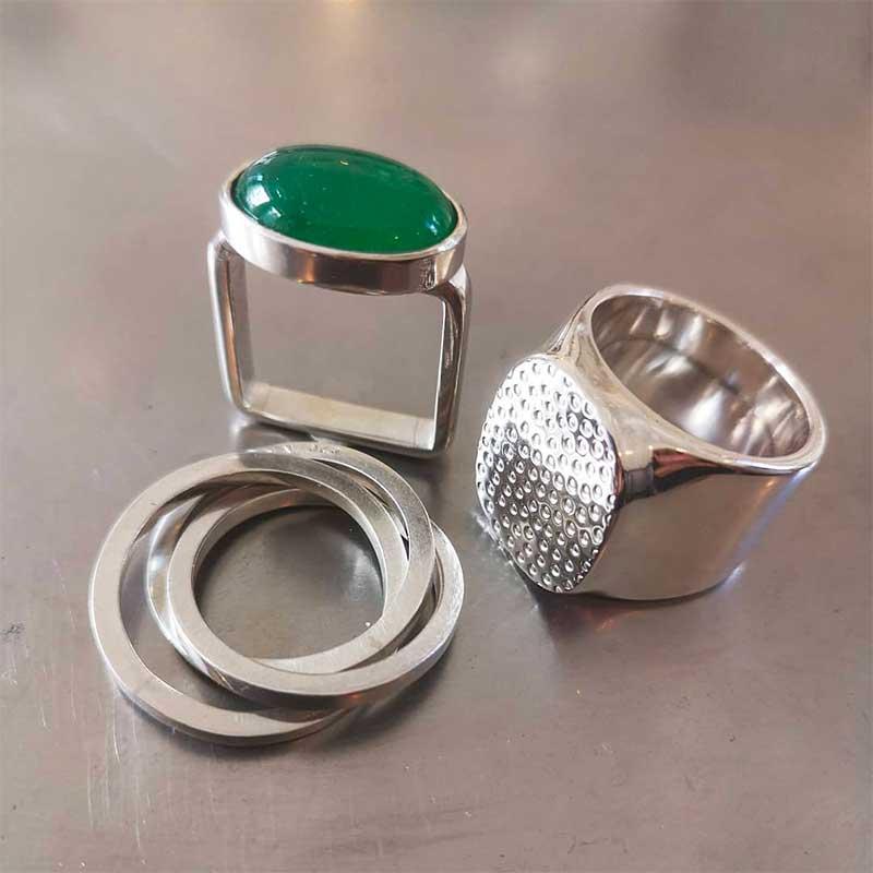 Silver Jewellery Care