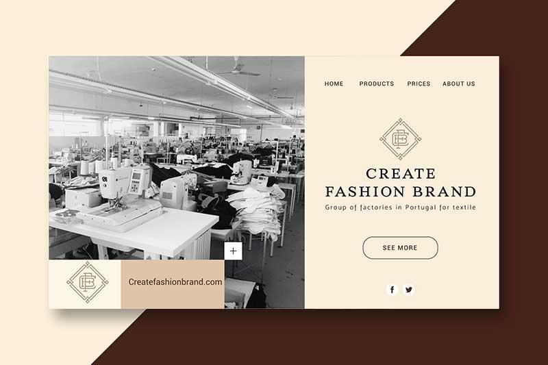 Create Fashion Brand