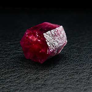 Doubly Terminated Red Beryl