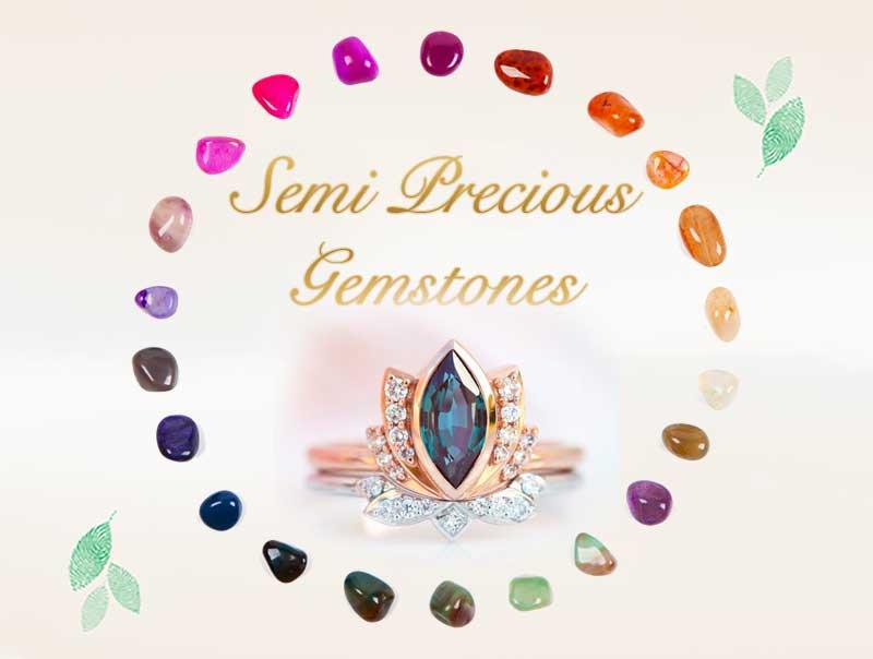 Semi Precious Stones Guide
