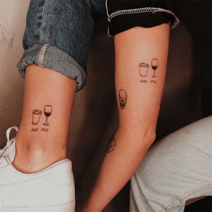 Small Girly Tattoo