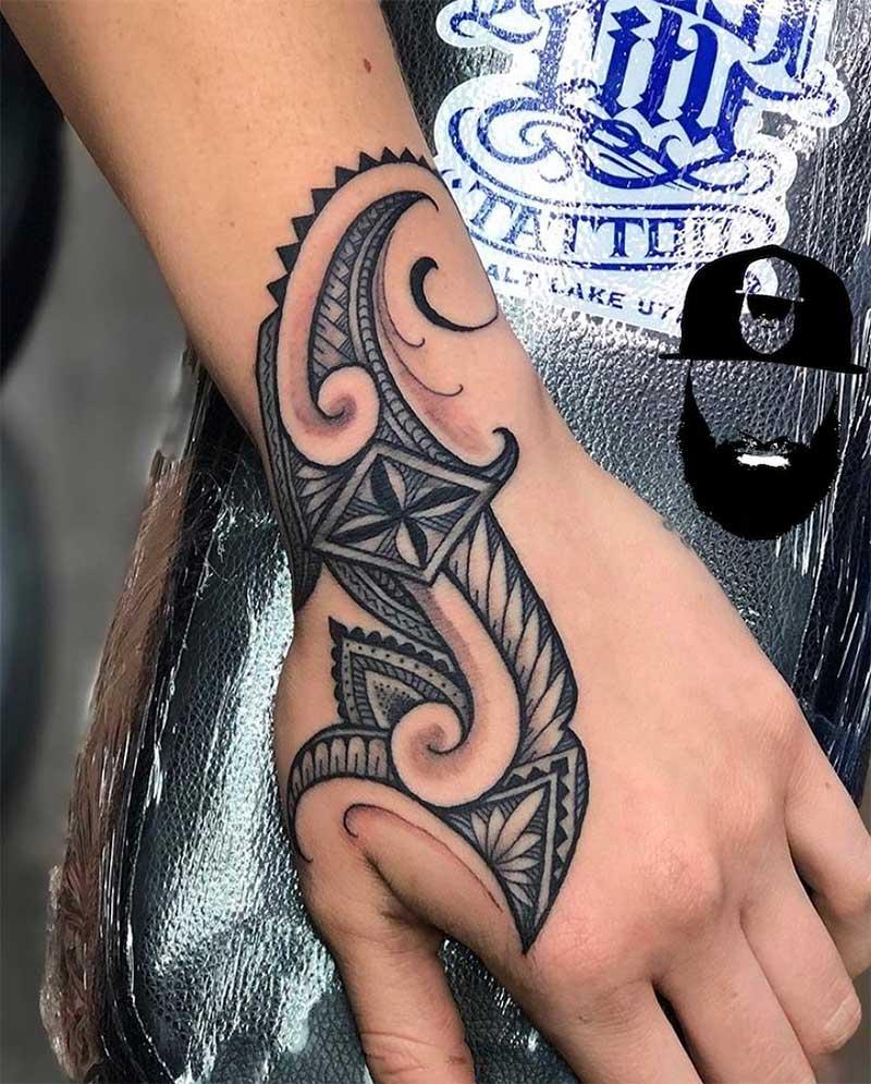 Girly Tribal Tattoos