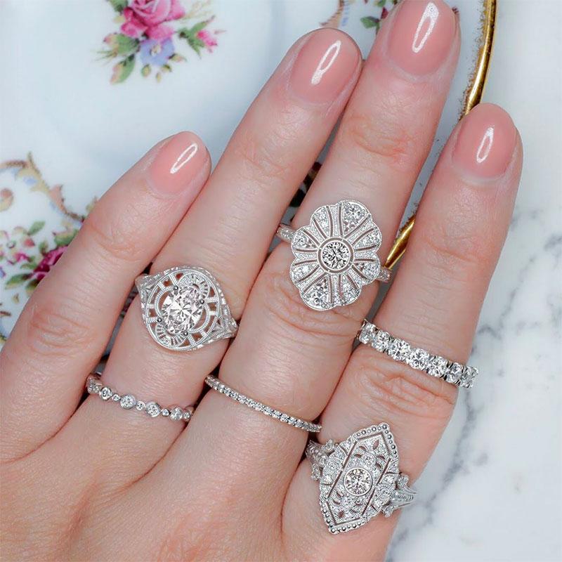 Vintage Ring Price