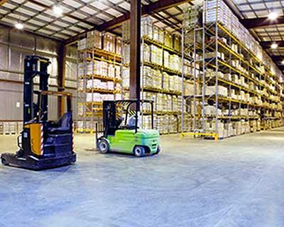 Warehouse Dispatch