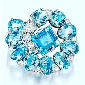high-quality semi- precious stones