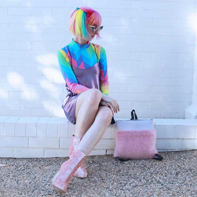 Colour Trends In Fashion Design
