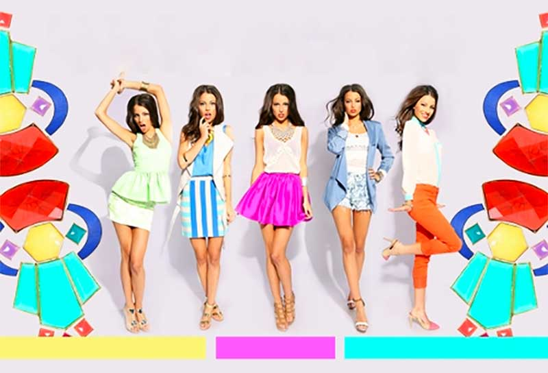 Colour Trends In Fashion