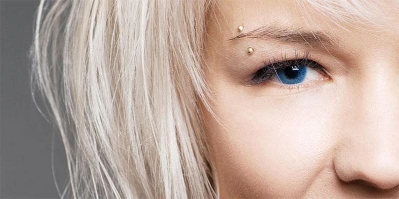 Eyebrow Piercing Styles