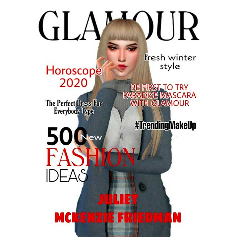 Glamour Magazine: Top 10 Fashion Magazines in the World