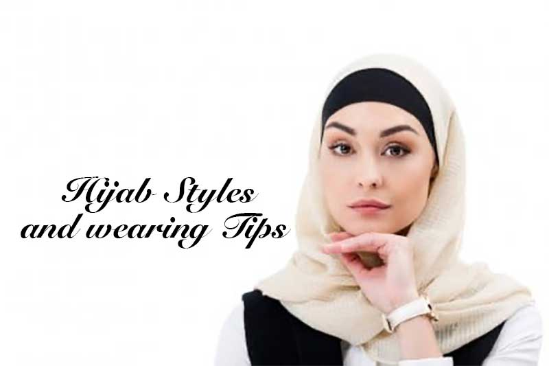 Hijab Styles and wearing Tips