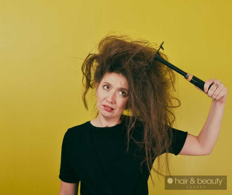 How to prevent human hair wigs from tangling