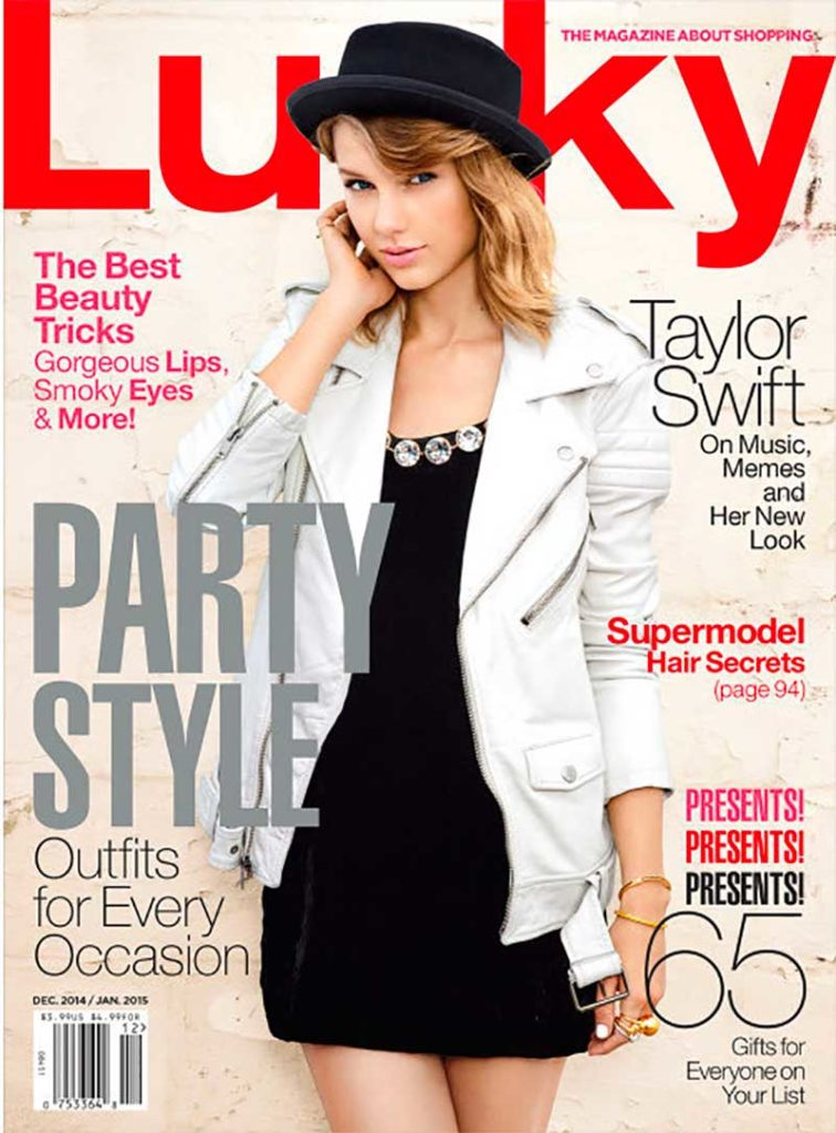 Lucky Magazines: Top 10 Fashion Magazines in the World