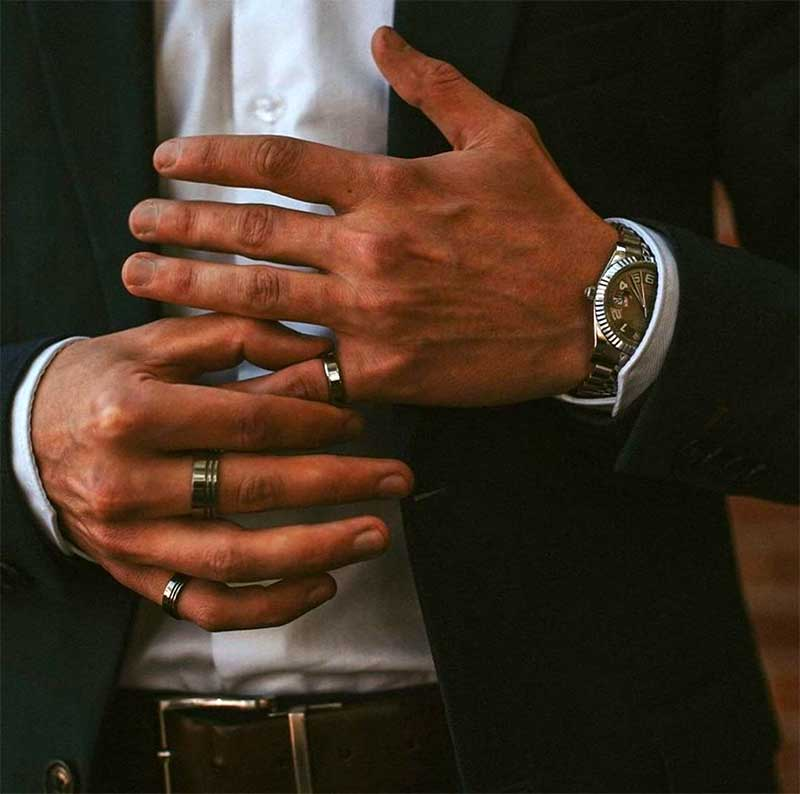 Men Wedding Bands