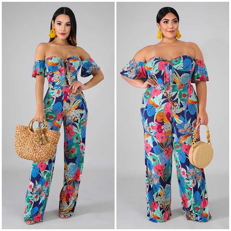 High Fashion Jumpsuits for Plus Sized women