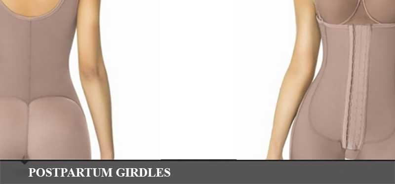 Postpartum Girdles