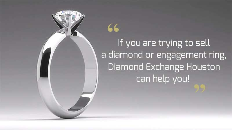 Sell Diamond Jewelry in Houston For the Best Price