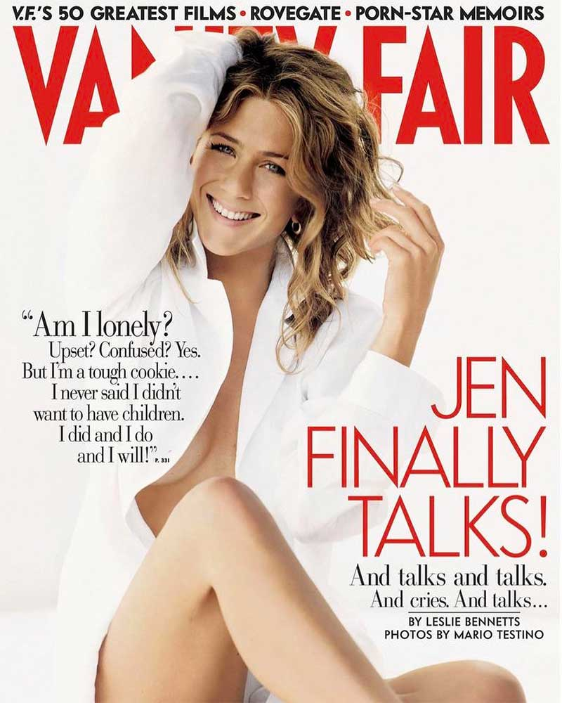 Vanity Fair Magazine - Top 10 Fashion Magazines in the World