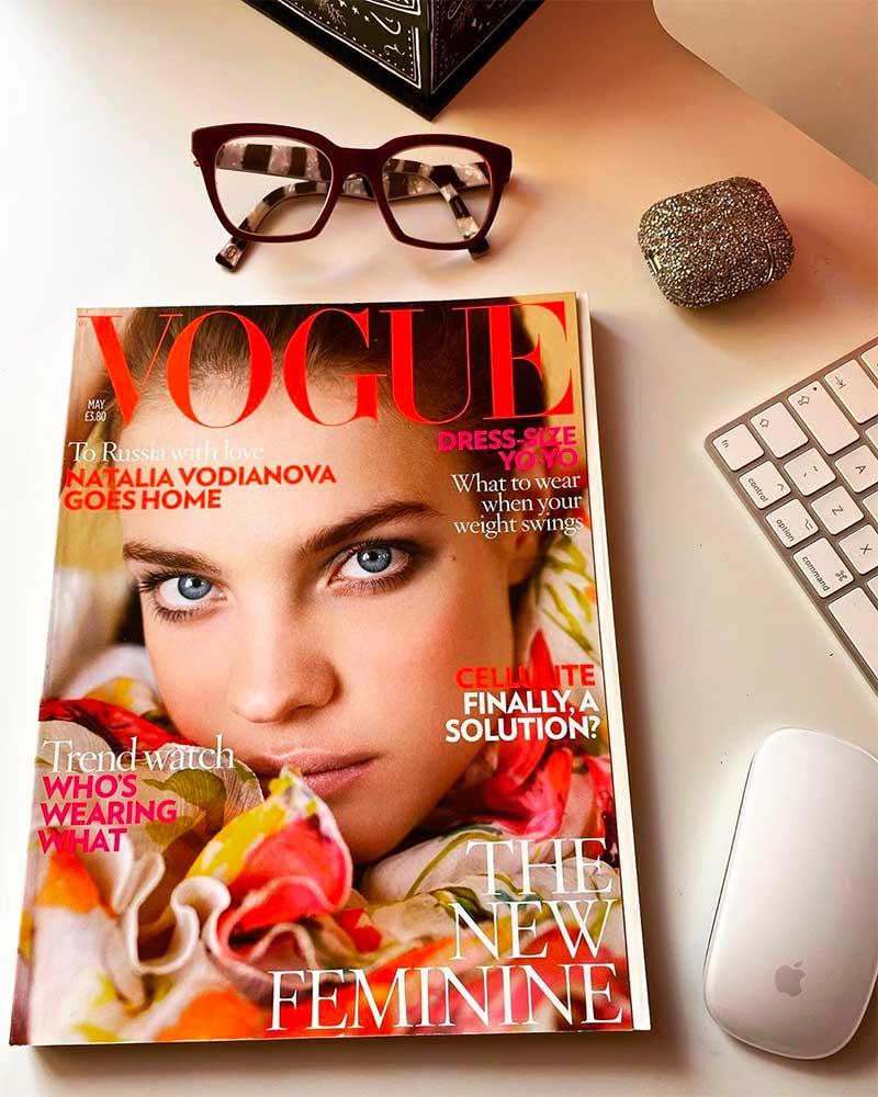 Vogue Magazine - Top 10 Fashion Magazines in the World
