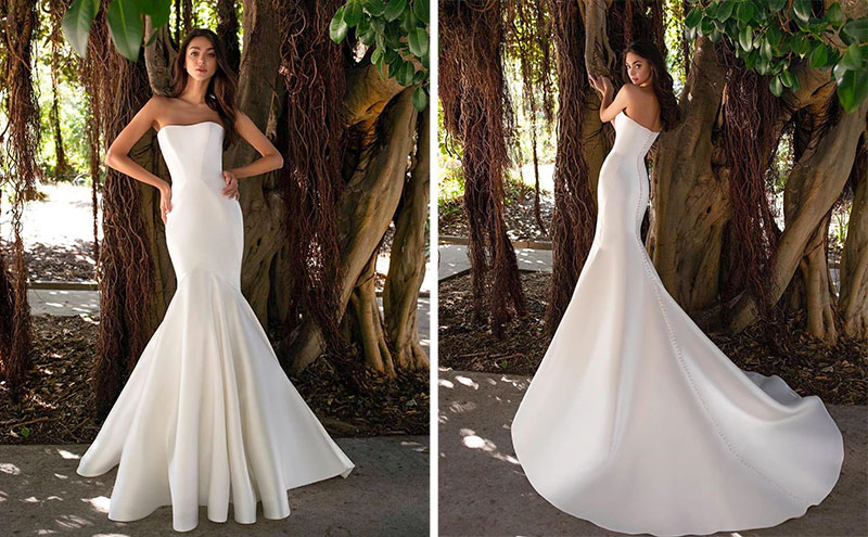 Wedding dress models: what they are and how to choose them