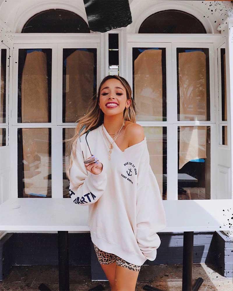 Women's Oversized Sweatshirts